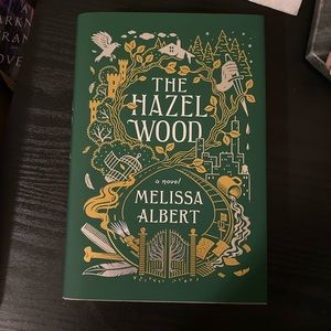 Owlcrate Exclusive of The Hazel Wood